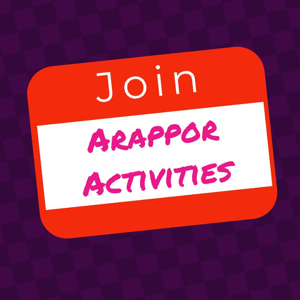 How to Become a Volunteer in Arappor